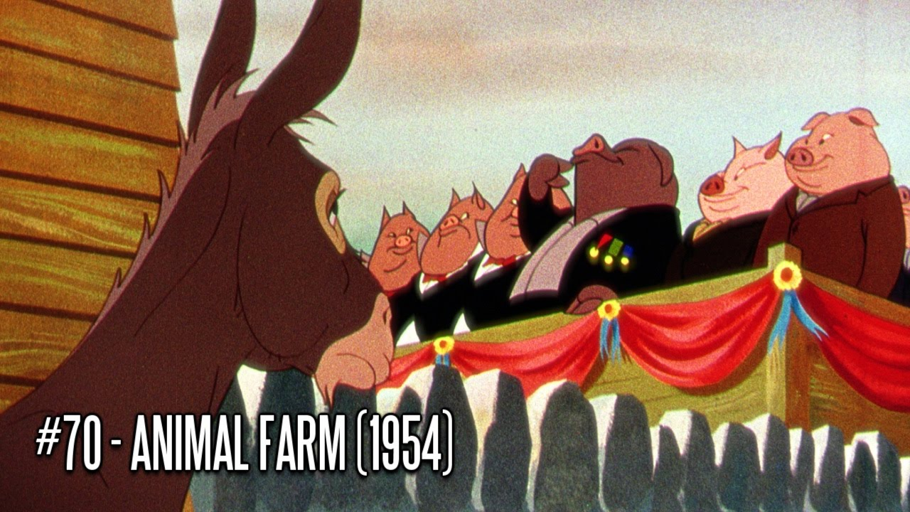 EFC II #70 - Animal Farm (1954)