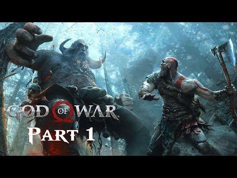 GOD OF WAR 4 ไทย Part 1 ขี่พายุทะลุฟ้า