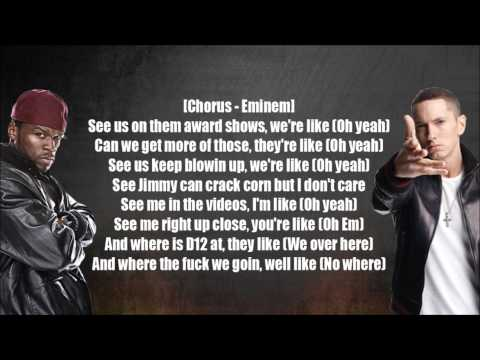 Eminem ft 50 cent - Jimmy Crack Corn ( Lyrics )