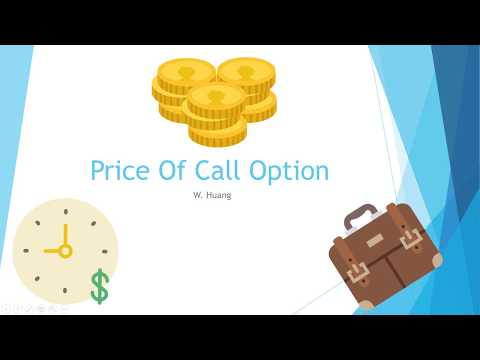 Price Of Call Option - Intrinsic Value and Extrinsic Value Explained - With Examples