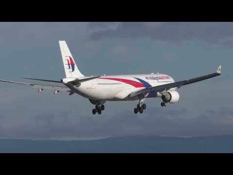 Melbourne Airport Runway 34 Morning Action 24th September 2016