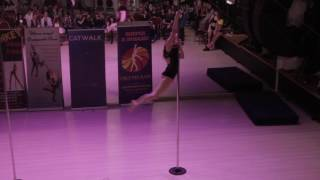 Зубкова Екатерина - Catwalk Dance Fest VIIl [pole dance, aerial] 16.04.17.
