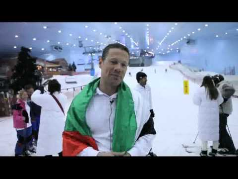 Ski Dubai International Interclub Race