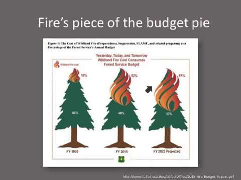 Fed Fire Managers' Perceptions of Importance, Scarcity & Substitutability of Suppression Resources