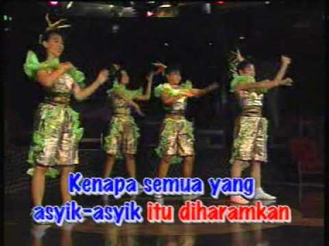 HARAM RHOMA IRAMA DANGDUT (Karaoke)