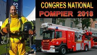 Congrès national SAPEURS-POMPIERS 2018