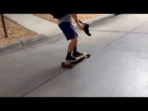 Skateboarding Miami metro