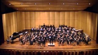 成大管弦2015夏季成發(2) Hungarian Melodies 匈牙利歌謠