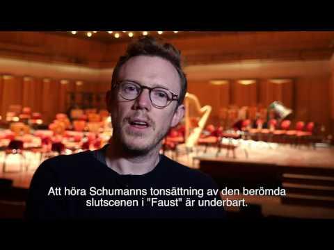Jubilerande Daniel Harding om två mästerverk av Schumann i Berwaldhallen