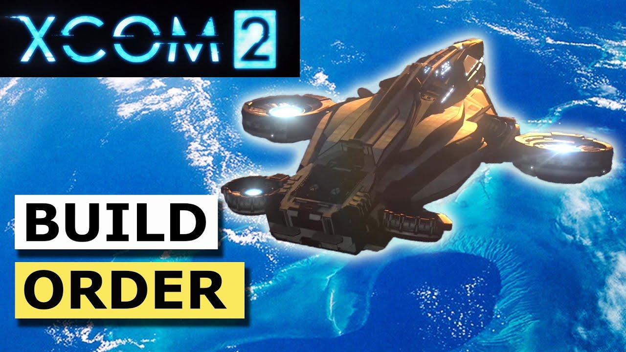 Xcom 2 Tips Base Building Avenger Build Order Guide