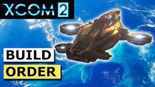 XCOM 2 Tips: Base Building (Avenger Build Order Guide)