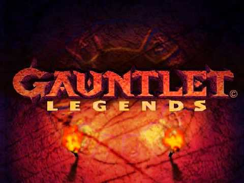 Gauntlet Legends Soundtrack - Area 6.2: Battle Towers