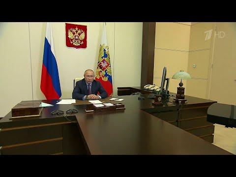 Владимир Путин о ситуации с коронавирусом в России: может