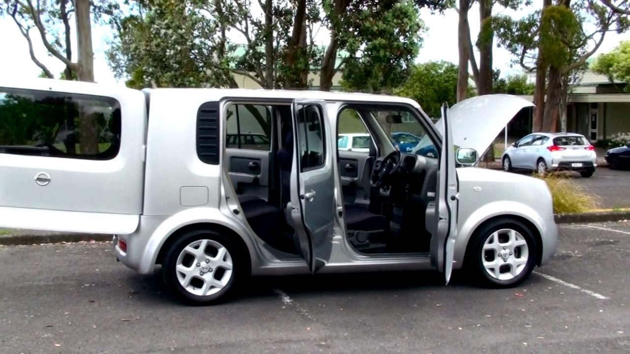 Nissan Cube 2004 Sx 1 4l Auto Youtube