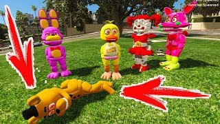 Cartoon Animation Compilation for Kids FNAF