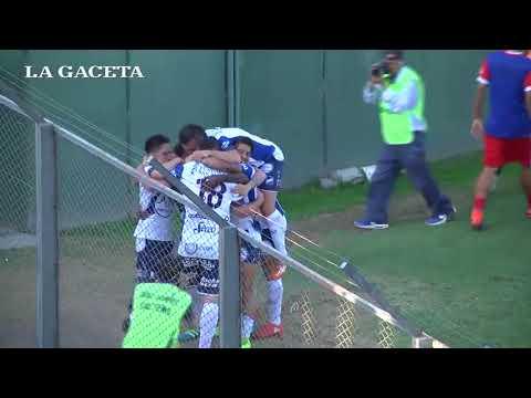 Mirá el gol de Juventud Antoniana a Sportivo Patria en el Estadio Martearena