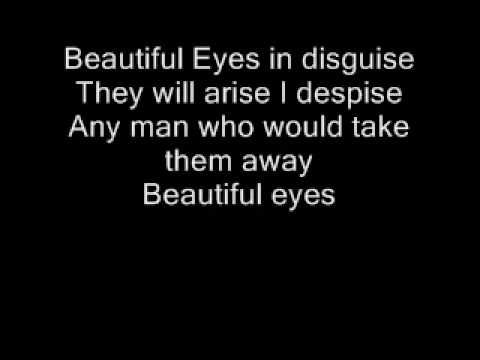 Naked brothers band beautiful eyes lyrics