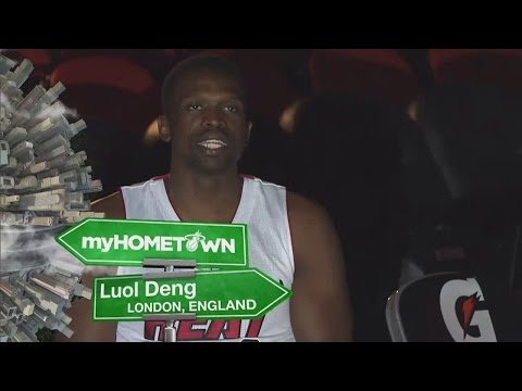 My Hometown: Miami Heat's Luol Deng