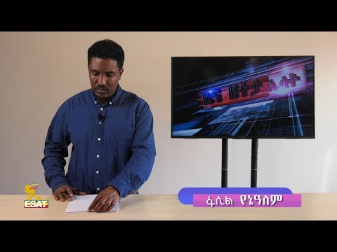 ESAT News In Depth TPLF The Wounded Beast  April 18 ,2019