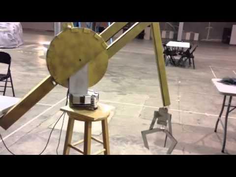 Cardboard Robots Cardboard Robot Arm