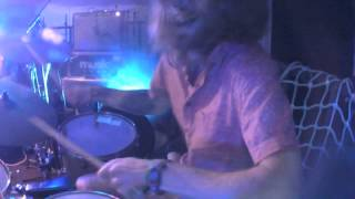 Dan Drums Cam - Secret Garden Party 2015