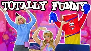 Totally Funny Sketch Comedy Show Episode 2. Totally TV