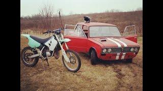 "Lada 2103 | ""rally"" a határban"