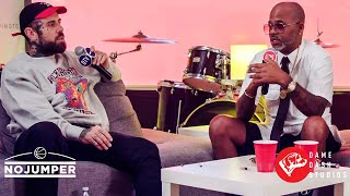 Dame Dash and Adam22 discuss Kanye's new album