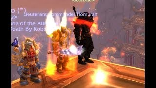 World of Warcraft (WoW) - Arenas - Road to Vicious Seddle -Achievement - Day 4 - Part 1 - [1080p HD]