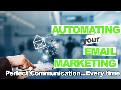 Setting Up Your Automated Email Marketing for Cleaning Services