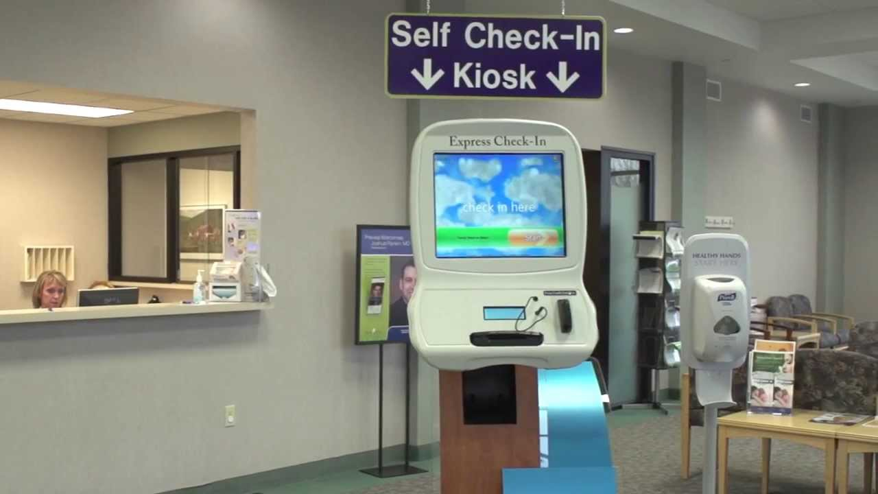 Prevea Health Check In Kiosks Youtube
