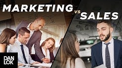 The Difference Between Marketing vs Sales - Dan Lok