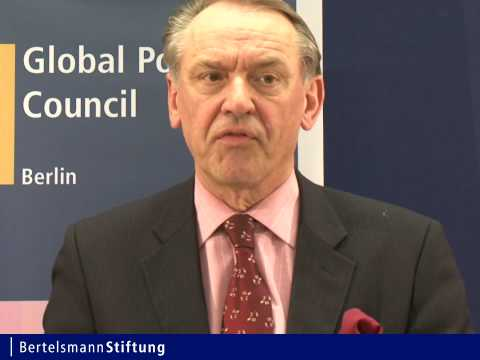 Jan Eliasson on Prospects for Global Governance