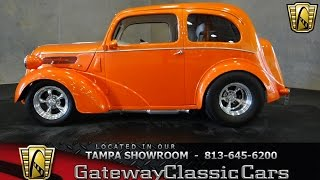 Up for sale in our tamp showroom is this rare, show ready 1948 ford anglia. beautiful car a must have any show. brought to the consumer world...