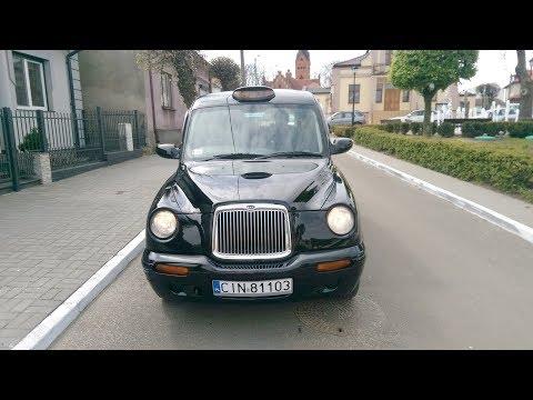 Odrestaurowanie klasyka - London Taxis International