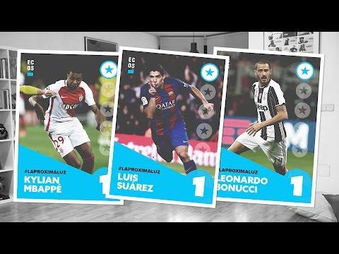 FC Barcelona vs Juventus & Mónaco vs Dortmund | #LaPróximaLuz