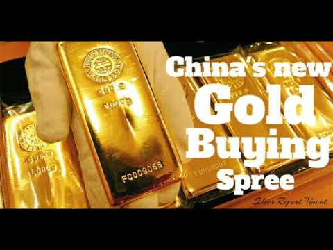New Gold Buying Spree For China... Is This For The Coming Economic Collapse?