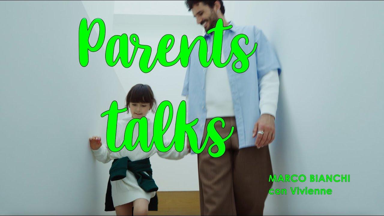 EMPORIO ARMANI JUNIOR FW21 - Parents Talks: Marco Bianchi and Vivienne