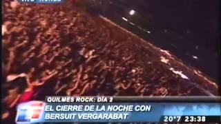 Bersuit Vergarabat - Un Pacto en vivo, Gustavo Cordera