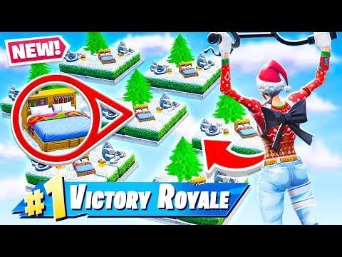 BED WARS *NEW* Custom Gamemode in Fortnite Battle Royale