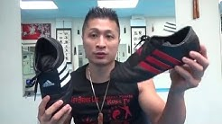 Adidas Martial Art Shoes - Product Review - Dec 28 2015