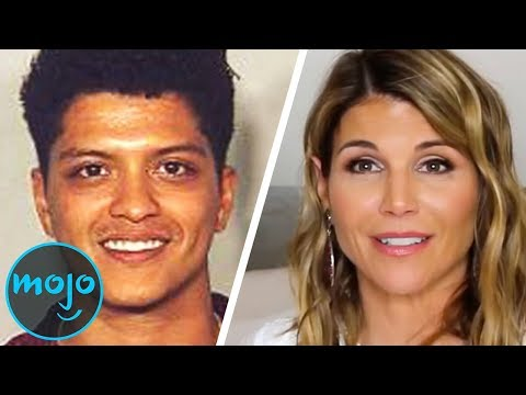 Top 10 Most Unexpected Celebrity Arrests