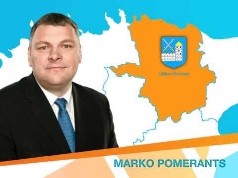 Marko Pomerants - Valimisringkond nr 6 (Lääne-Virumaa)