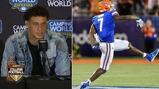 Florida's defense got the job done vs. Miami - Feleipe Franks | College Football on ESPN