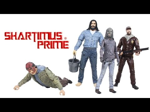 The Walking Dead Image Comics Series 5 McFarlane Toys 5 Inch Wave Action Figure Review