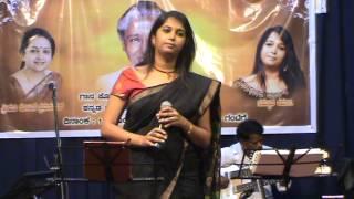Samanvitha Sharma - Omme ninnannu kan thumba