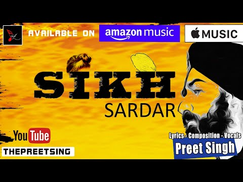 SIKH SARDAR | Preet | Version 1 (Free Music)