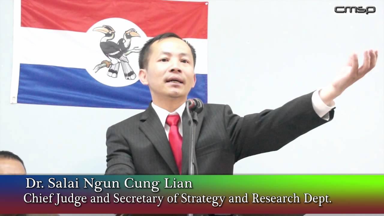Dr. Salai Ngun Cung Lian - YouTube