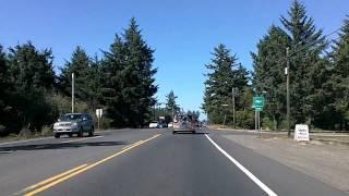 Oregon Coast Drive: Cannon Beach to Astoria, Oregon on US 101
