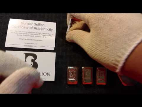 SILVER SALE HIHO BUNKER BULLION. WOLF IS KNOCKING AT THE DOOR.